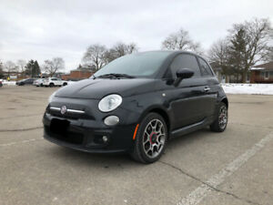 2012 Fiat 500 Sport - Manual - Very well maintained!