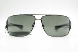 Specsavers-4-SPS-047-64-18-Black-Oval-Sunglasses-New