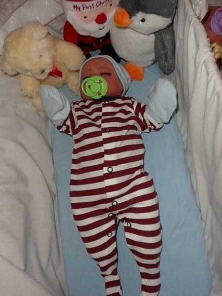 grande sconto RINATO bambino Boy Neonato Bambola realistica Natale Regalo Di Di Di Compleanno  il prezzo più basso