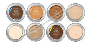 L-039-OREAL-True-Match-FACE-POWDER-Super-Blendable-Makeup-w-MIRROR-YOU-CHOOSE