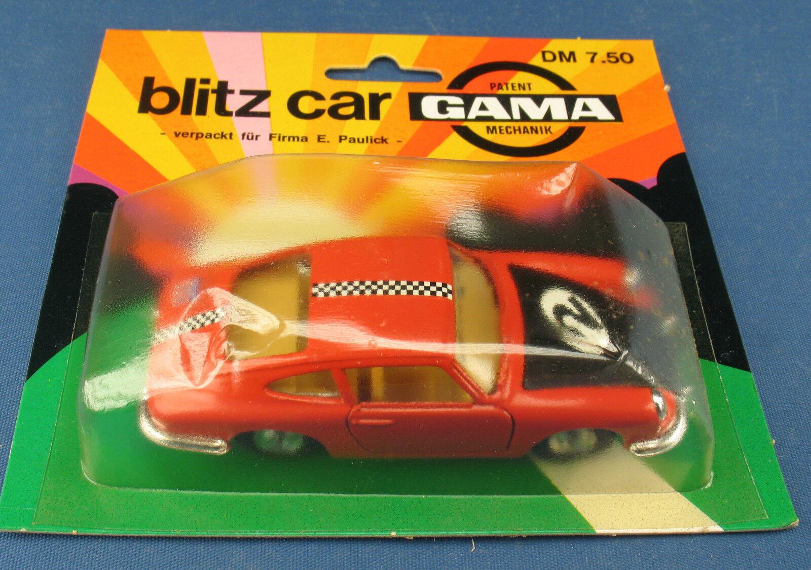 Gama Mini 973-Porsche 911 - 1 42  - United States Auto Club-nouveau in Original Box Model  beaucoup de surprises