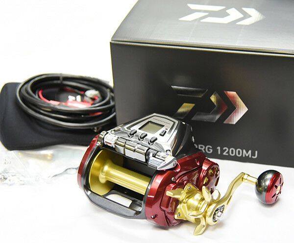 Daiwa SEABORG 1200MJ English Display Electric Reel from Japan