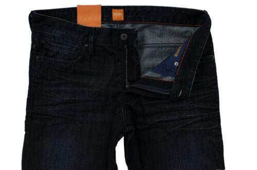 NUOVO 32//34 33//34 HUGO BOSS JEANS PANTALONI Orange 90 STAGE Regular Fit 50260782