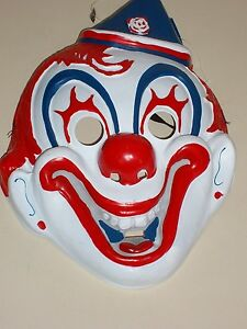 HALLOWEEN-prop-repro-Clown-YOUNG-MICHAEL-MYERS-ESQUE-MASK-NEW