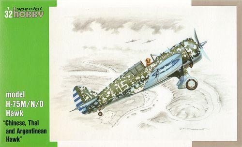 Special Hobby 1 32 Curtiss Hawk Model H-75M N O
