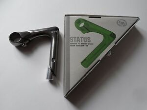 NOS-Vintage-1990s-3T-3ttt-039-Status-039-grey-annodized-head-stem-105mm