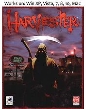 Harvester 1996 PC Mac Game