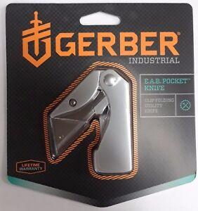 Gerber 22-41830 EAB LITE UTILITY FOLDING WORK RAZOR KNIFE LINER LOCKS 9368382