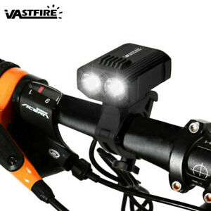 1X-15000LM-T6-LED-Rechargeable-MTB-Bicycle-Night-Light-Bike-Front-Headlight-USB
