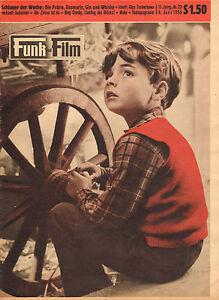 FUNK-UND-FILM-1955-nr-23-JONATHAN-ASHMORE-OLGA-TSCHECHOWA-CARMEN-JONES