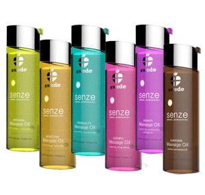 Swede Senze Massageöl Erotik Aroma Wellness Massage Öl Aphrodisiakum 150 ml