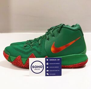 new product 8e245 2c776 Details about NIKE KYRIE 4 FALL FOLIAGE PE - SIZE 11 14
