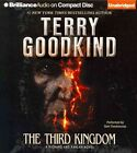 The Third Kingdom by Terry Goodkind (CD-Audio, 2014)