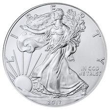 2017 1 Troy oz. American Silver Eagle Coin SKU44360