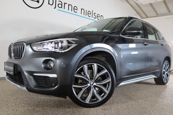 BMW X1 2,0 sDrive18d aut. - billede 3