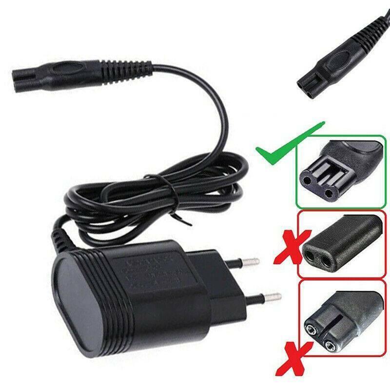 Ladekabel Netzteil Ladegerät für Philips Rasierer HQ8505 HQ8500