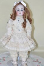 """Antique 18""""in. French Doll"""