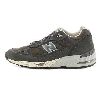 new balance uomo antracite