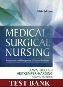 PDF-Testbank-Medical-Surgical-Nursing-10th-Edition-Lewis