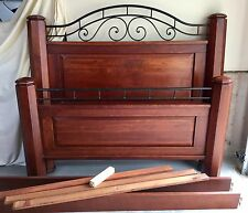 BOB TIMBERLAKE CHERRY QUEEN BED MADE IN USA  LEXINGTON 833-153