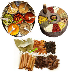 Details about Whole and Ground Spices Indian Masala Seeds For Indian  Cooking USA BEST QUALITY