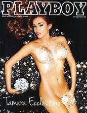 Playboy Mai/05/2013    TAMARA ECCLESTONE mit Abo-Cover*