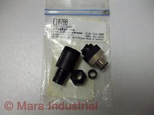 IFM-Efector-E10788-Connector-SSTAA030MSSFKPG