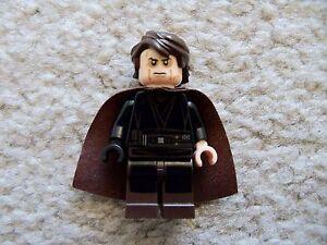 LEGO-Star-Wars-Rare-Original-Anakin-Skywalker-Sith-From-9526