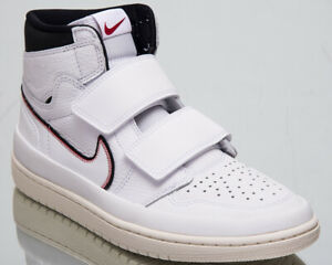 7876184f76b7 Air Jordan 1 Retro High Double Strap Men s New White Lifestyle Shoes ...
