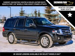 2014 Ford Expedition Limited 8-Passenger