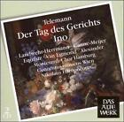 Telemann: Der Tag des Gerichts; Ino (CD, Mar-2008, 2 Discs, Teldec (USA))