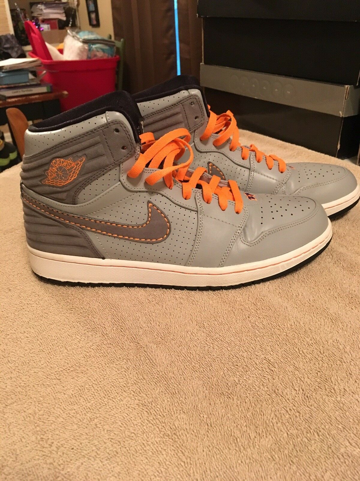 Air Jordan 1 Size 12 Gently Used VNDS