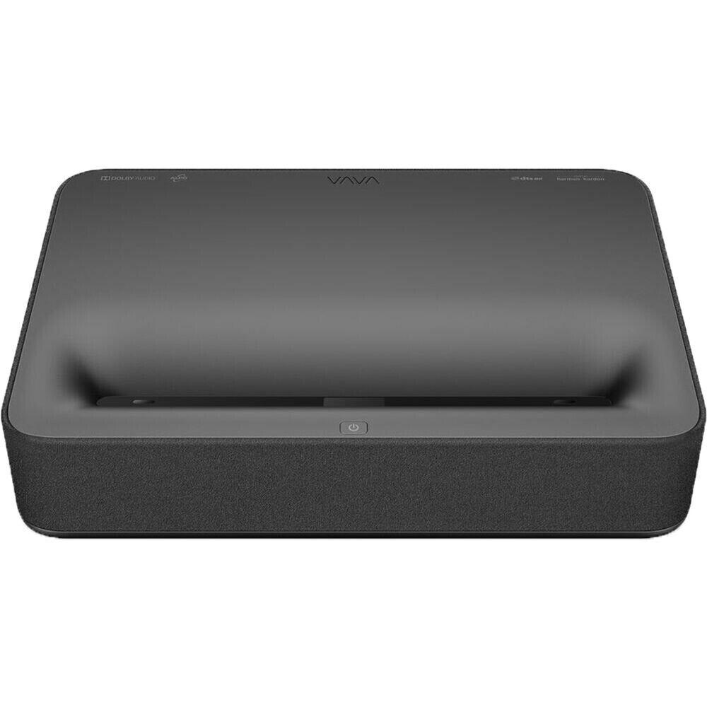 VAVA VA-LT002 2500-Lm Pixel-Shift 4K Ultra-Short Throw Laser DLP Projector Black | Ebay