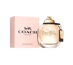 COACH-New-York-3-0-oz-EDP-eau-de-parfum-Spray-Womens-Perfume-90-ml-NIB