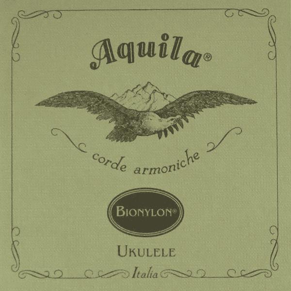JEU DE CORDES UKULELE SOPRANO AQUILA 57U - SOL aigu