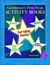 "Burton Goodman""s Five-Star Activity Books Level E Home School"