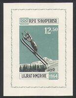 Albania 1963 Winter Olympic Games/Olympics/Ski Jumping/Sports impf m/s (n35565)