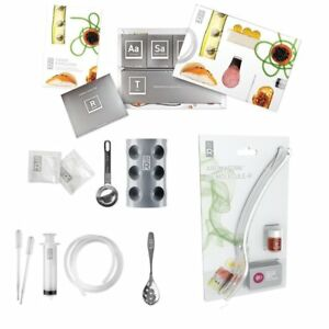 MoleculeR CULINARY COMBO Cuisine Molecular Gastronomy Kit /& Food Styling Syringe