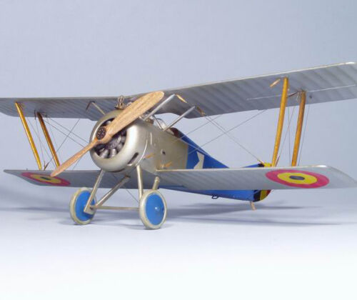 Giant 1/4 Scale WW I French Hanriot HD.1 Plans, Templates, Instructions 85ws