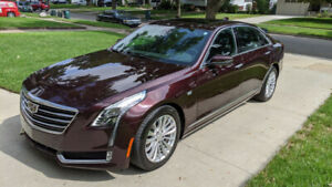 2017 Cadillac CT6 PLUG-IN RWD