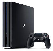 Sony PS4 Pro 1TB Konsole schwarz