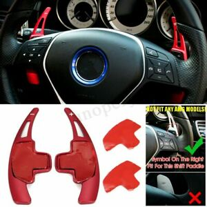 Steering-Wheel-Paddle-Shift-Extension-For-Mercedes-Benz-A-B-E-R-M-GLK-SLK-Class