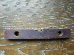 Vintage-Stanley-No-260-9-034-Level-Wooden-Tools-USA