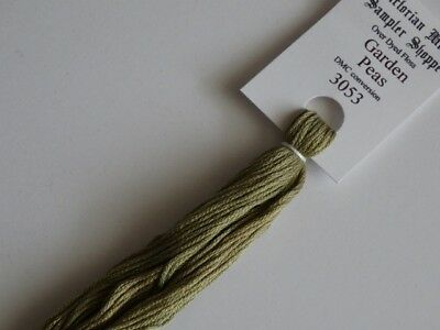 Honey Swirl DMC 422 20yards Over-dyed embroidery floss