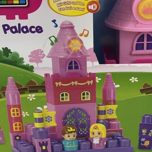 NEW Box  35 Pieces WinFun Princess Palace Construction Building Blocks Age 18m