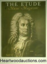 The Etude Aug 1935 Handel Cvr.