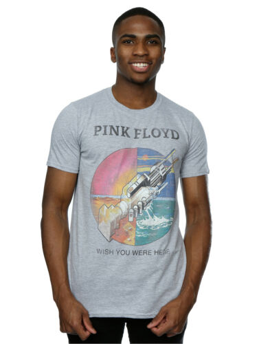 Pink Floyd Men/'s Wish You Were Here T-Shirt