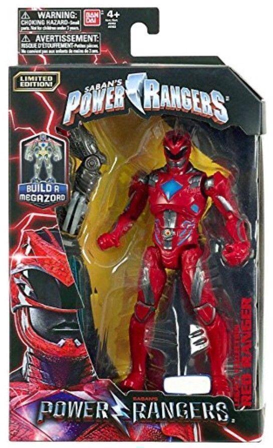 Power Rangers Juguetes R exclusiva edición limitada de colección Legado Us Libre Camisa