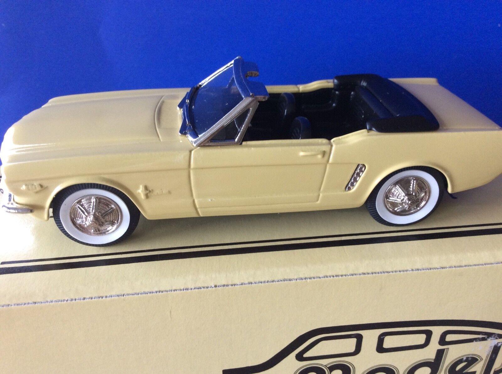 Brooklin modelle 1965 ford mustang brk - 56