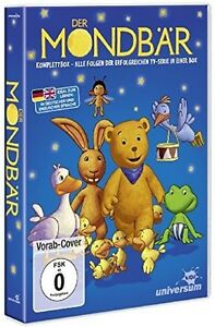 Il Mondbär komplettbox (6 DVD) John Patterson, Gabriele M. Walther 6 DVD NUOVO
